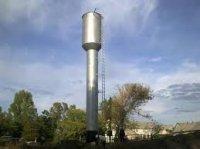 Водонапорные башни в Узбекистане